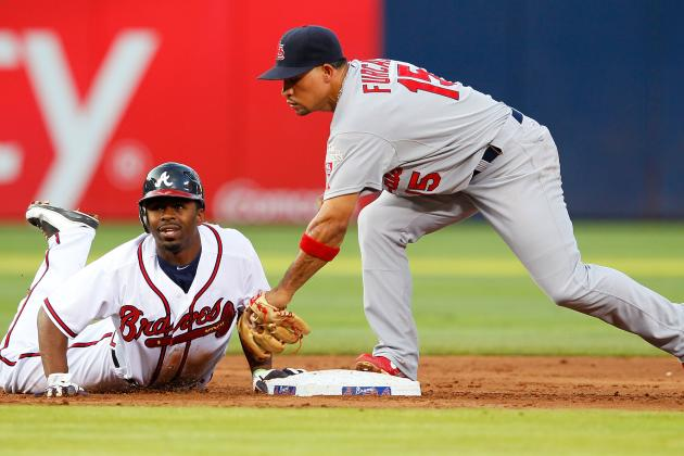 St Louis Cardinals vs. Atlanta Braves NL Wild Card Game: Live Score and Results