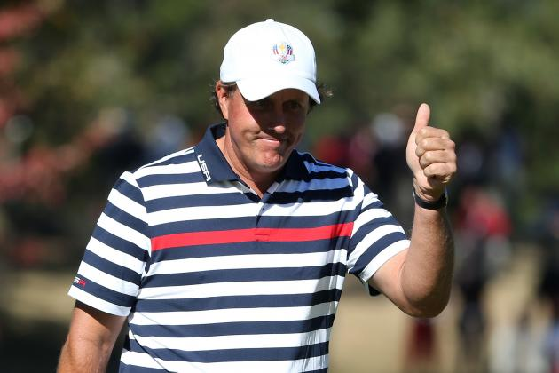 What Would Phil Mickelson's Golf Legacy Be If He Never Won Another Major?