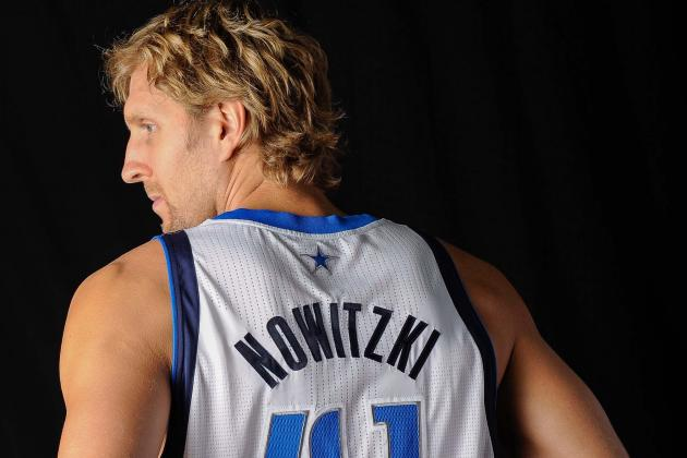 Dirk Says He Expects to Play Beyond 2 More Seasons