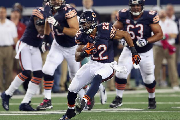 Matt Forte: Why Bears Back Is a Must-Start in Week 5