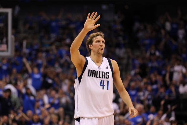 Coop in Europe: High Honor for Dirk Nowitzki