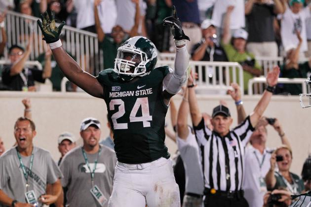 Hoosiers' Defense Could Struggle Against Michigan State's Le'Veon Bell