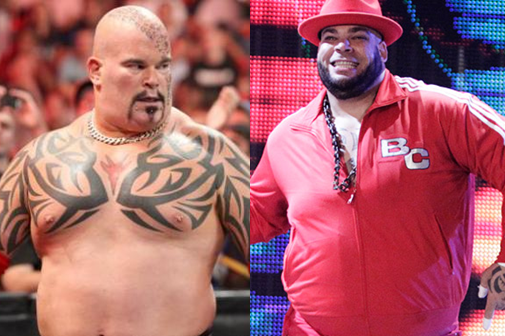 WWE: Salvaging Tensai and Brodus Clay Through Vince McMahon's Displeasure
