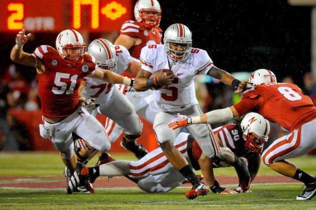 Nebraska vs. Ohio State: Braxton Miller Will Speed by Cornhuskers