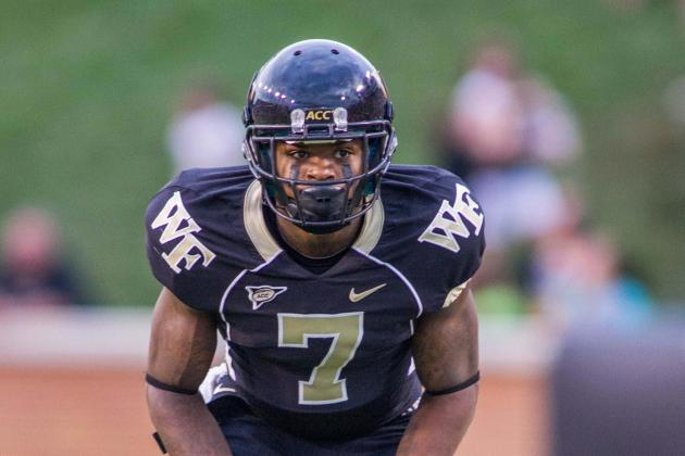 Wake Forest Suspends Six Players for Maryland Game
