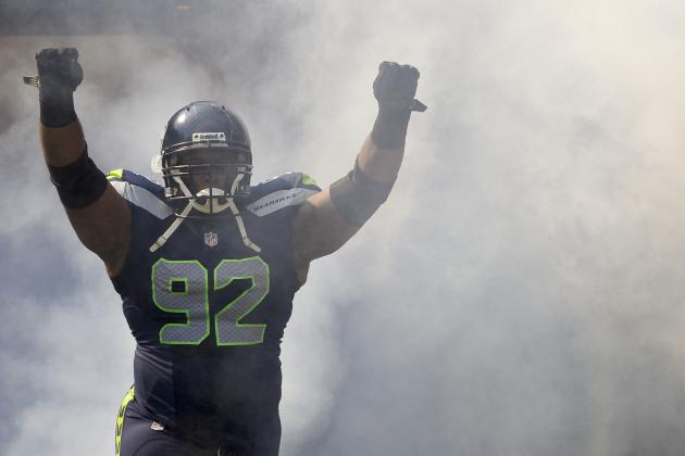 Defensive Tackle Brandon Mebane Returns to Practice