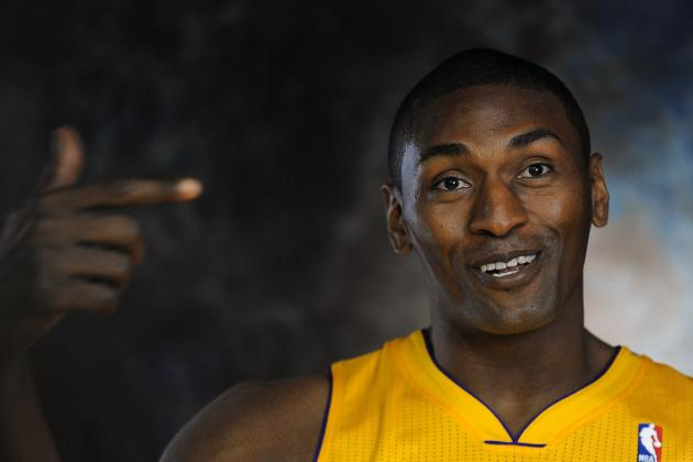 Los Angeles Lakers: Analyzing Metta World Peace's Role in the Princeton Offense