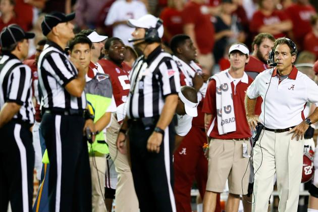 2012 College Football Polls: Week 6 BCS Rankings Simulated with Coaches and AP