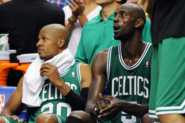 Why People Are Overreacting to the Feud Between Kevin Garnett and Ray Allen