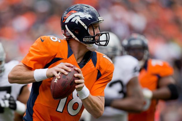 Peyton Manning Turnovers Breakdown: Arm Strength or Brain Freeze?