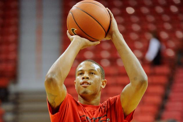 UNLV Basketball: What Bryce Dejean-Jones' Injury Means for Rebels' Early Season