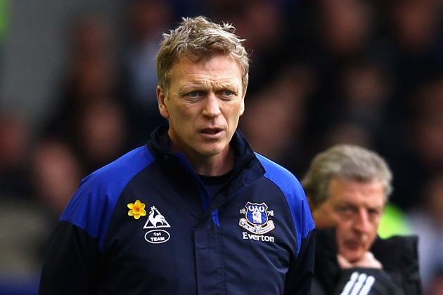 Everton's Manager David Moyes Keen to Continue with Expansive Approach