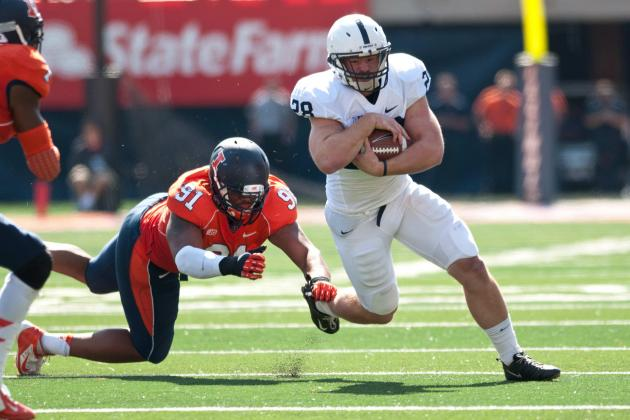 Double Z Puts Pop in Penn State Offense