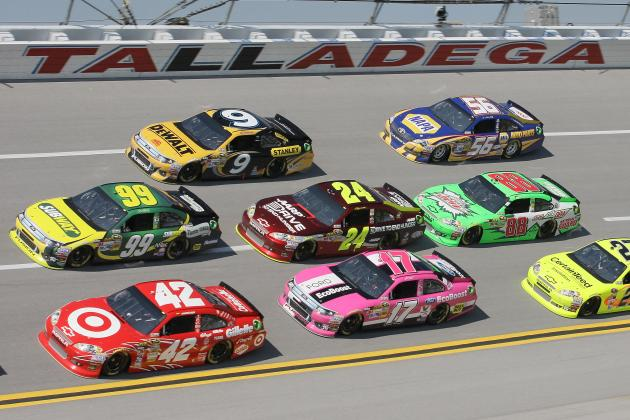 Good Sam Roadside Assistance 500 2012: Start Time, Lineup, TV Schedule and More