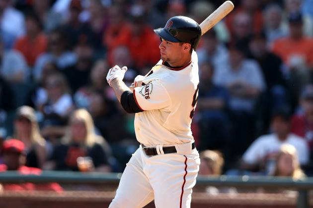 Gregor Blanco to Start in Left Field in Game 1 for SF Giants