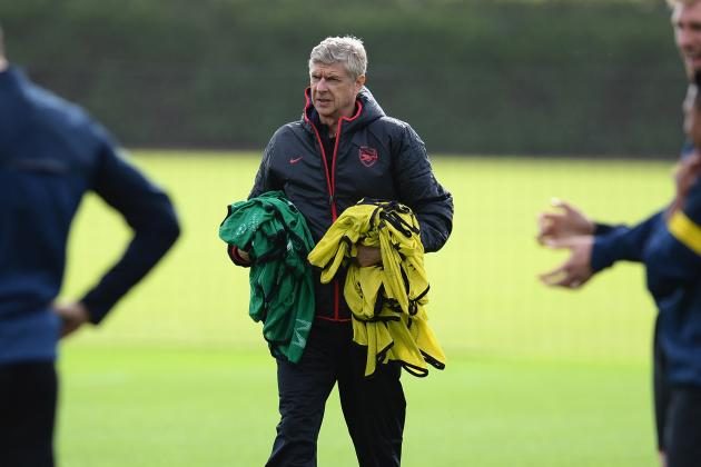 Wenger: Centre Backs Must Be Technical Now