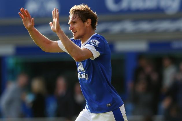 Everton Are Flying High Because They Are Finally Converting Chances