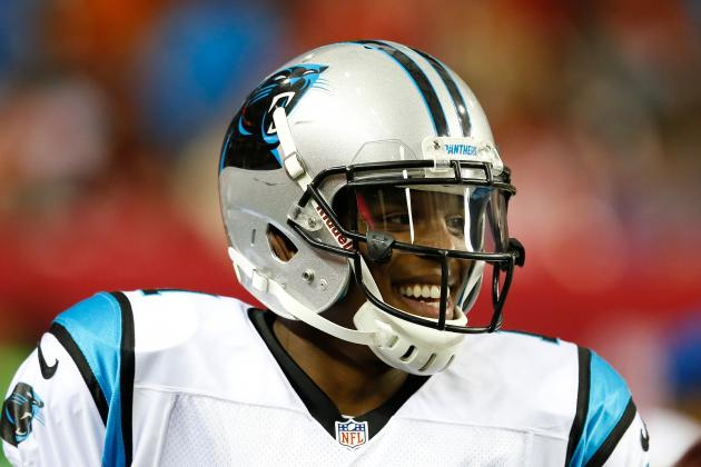 Cam Newton: Panthers Quarterback Won't Build off Impressive Week 4