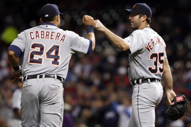 Verlander Gets Special Watch for M-Cab
