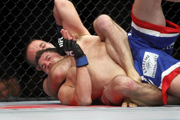 UFC on FX 5 Results: 5 Fights for Shane Roller to Take Next