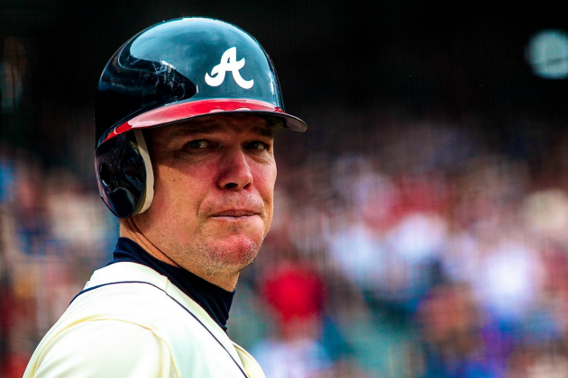 Chipper Officially Calls It Quits