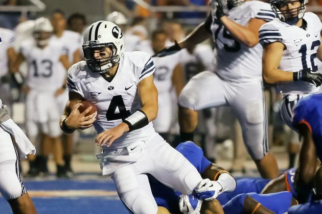 ESPN Gamecast: Utah State vs Brigham Young