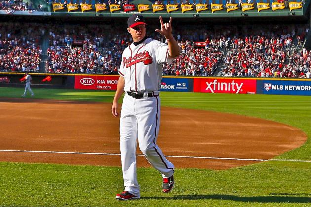 Cardinals vs. Braves: How Classless Braves Fans Ruined Chipper Jones' Sendoff