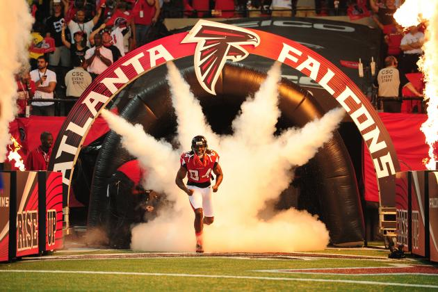 Falcons vs. Redskins: Spread Info, Line and Predictions