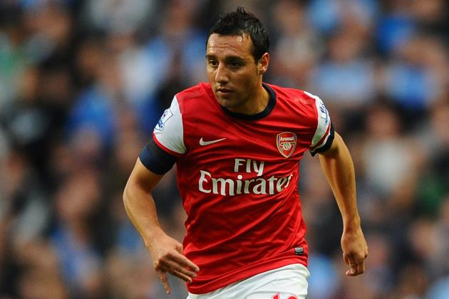 Cazorla: Manchester City Star Silva Told Me to Sign for Arsenal