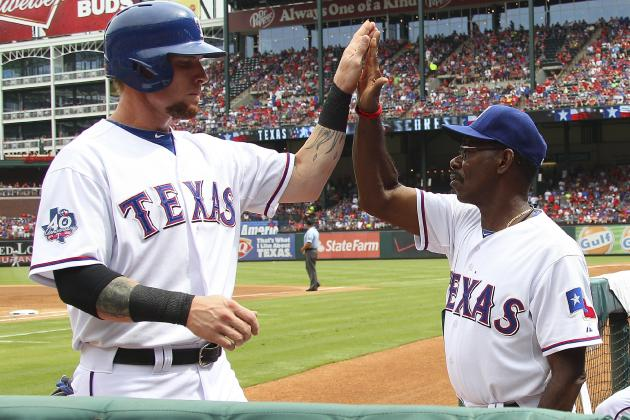 Josh Hamilton, Ron Washington Draw Blame for the Rangers' Early Exit