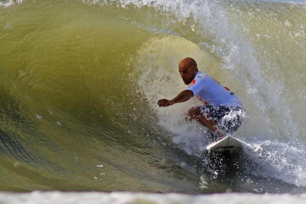 Quiksilver Pro France '12: Kelly Slater, Barrels and More Barrels