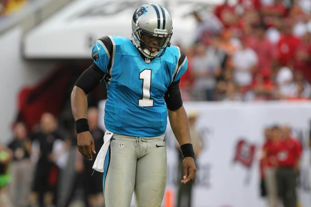 What a Cam Newton Regression Means for the Carolina Panthers Franchise