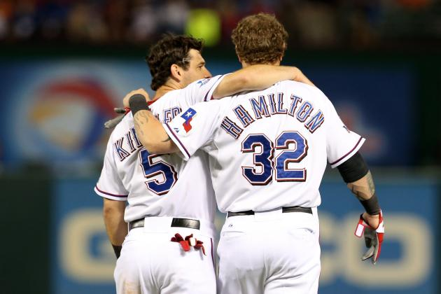Foul Territory: Josh Hamilton: 'I Would Love to Stay Here'