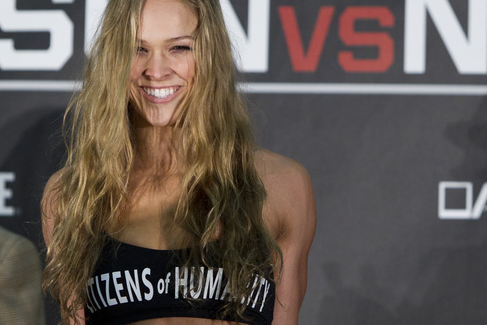 Dana White Suggests Progress Being Made on Ronda Rousey vs. Cyborg Santos Bout