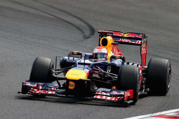 Vettel Takes Japanese GP Pole