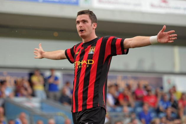 Manchester City Will Stifle Your Career, Says Adam Johnson