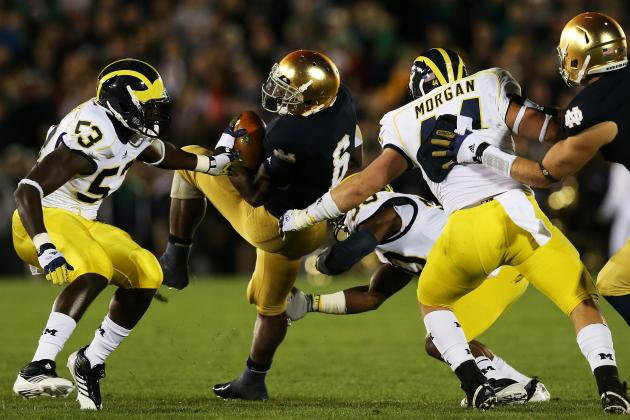 Michigan Wolverines Football: Improving Defense Could Rescue Team vs. Purdue