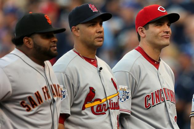 NLDS Schedule 2012: Game Times, Matchup Comparisons and More for Both Series