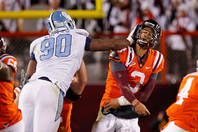 Virginia Tech vs. North Carolina: Live Scores, Analysis and Results