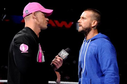 WWE: CM Punk, John Cena and the Resilient Nature of WWE Superstars