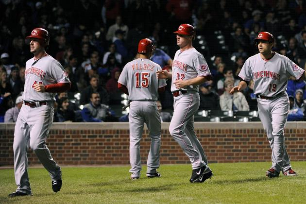 Cincinnati Reds Baseball Unfair Comparison: Current Reds with Big Red Machine