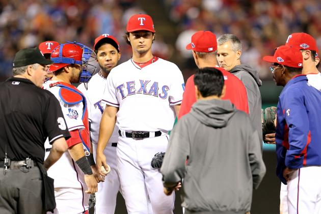 Why Yu Darvish Was Ineffective in Wild Card Loss to Orioles