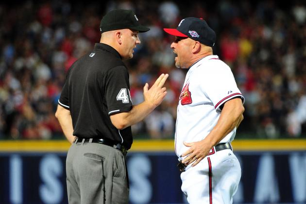 Chipper Jones and the Atlanta Braves Are Going Home, but Umps Aren't to Blame
