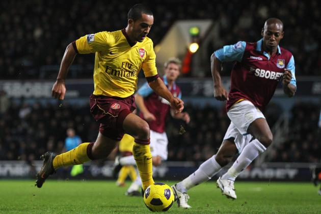 West Ham United vs. Arsenal: When and Where to Watch EPL Matchup
