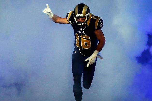 Danny Amendola: Fantasy Replacements for Injured Rams Star
