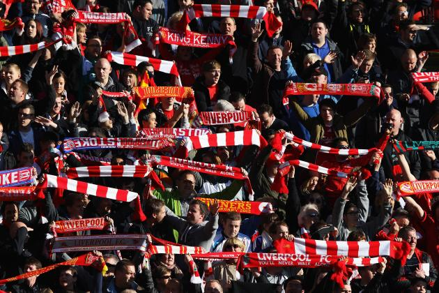 Liverpool vs. Stoke City Live Stream: Where to Catch EPL Showdown