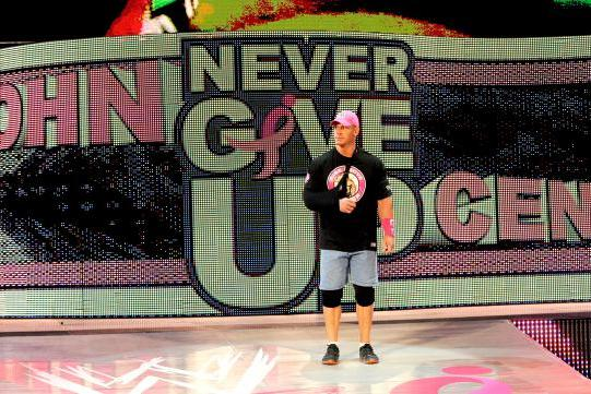 WWE News: John Cena Returns to Raw This Week