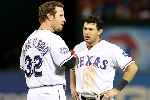 Rangers GM: Josh Hamilton Hasn't Been at His Best
