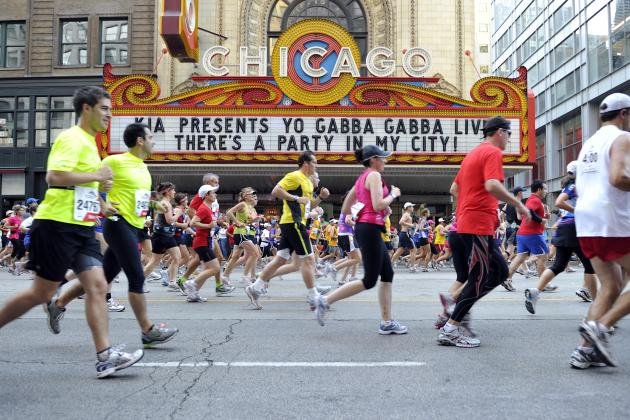 Chicago Marathon 2012: What to Watch for at Sunday's Marquee Event