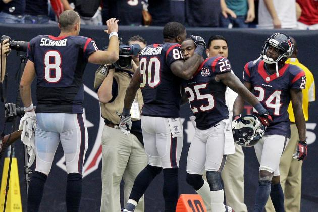 Houston Texans Defense Sits Atop NFL STOP Factor Rankings for Another Week